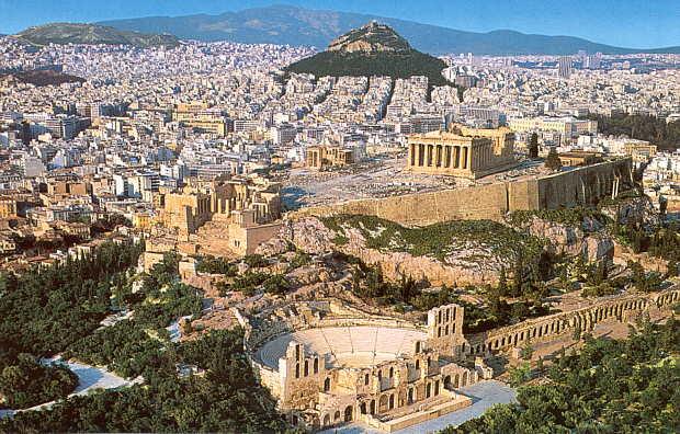 Voyage Athnes, capitale de la Grce - Easyvoyage
